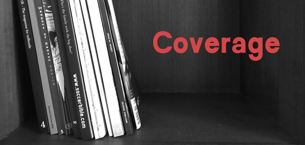 An indie magazine newsletter by Dan Rowden