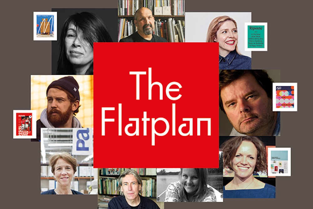 The Flatplan by magCulture