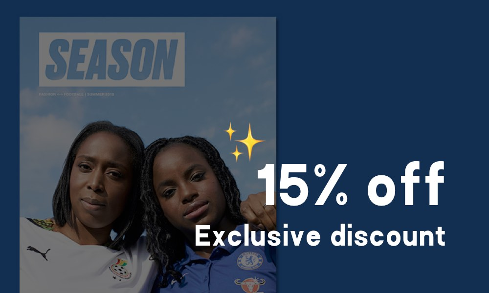 15% off SEASON!