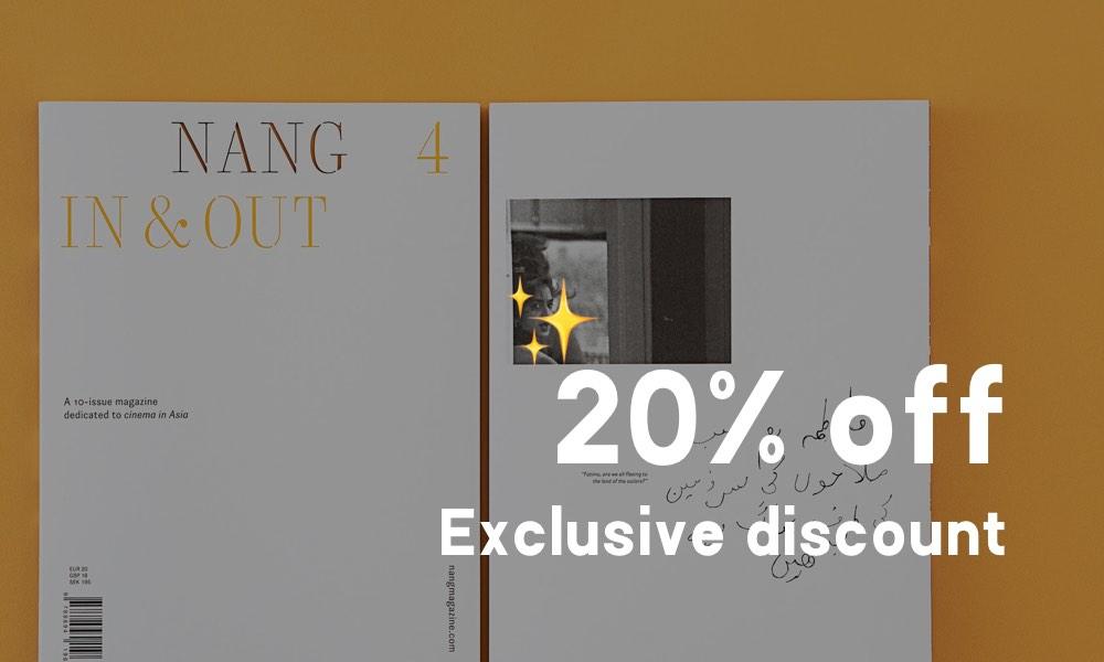 20% off NANG!
