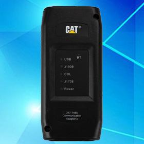 CAT ET III WIFI WIRELESS CATERPILLAR 317-7485 DIAGNOSTIC ADAPTER
