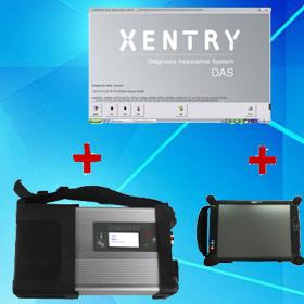 MB SD Connect C5  Plus EVG7 DL46 Tablet PC